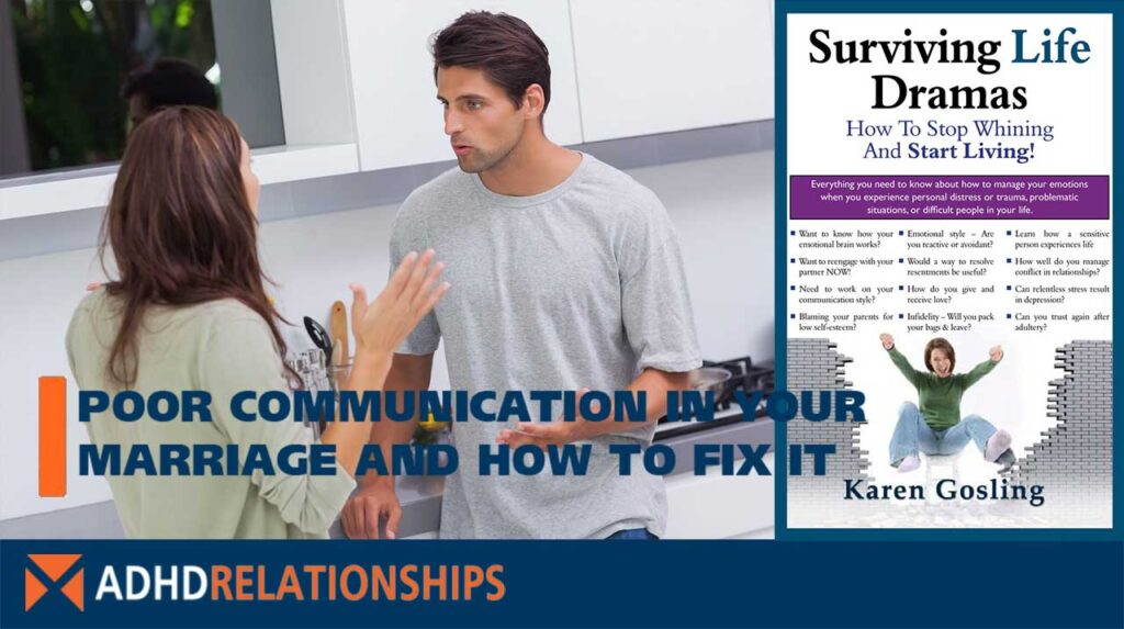 Poor Communication In Your Marriage